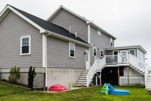 RI vinyl siding installers, Marshall Building & Remodeling, installed new siding