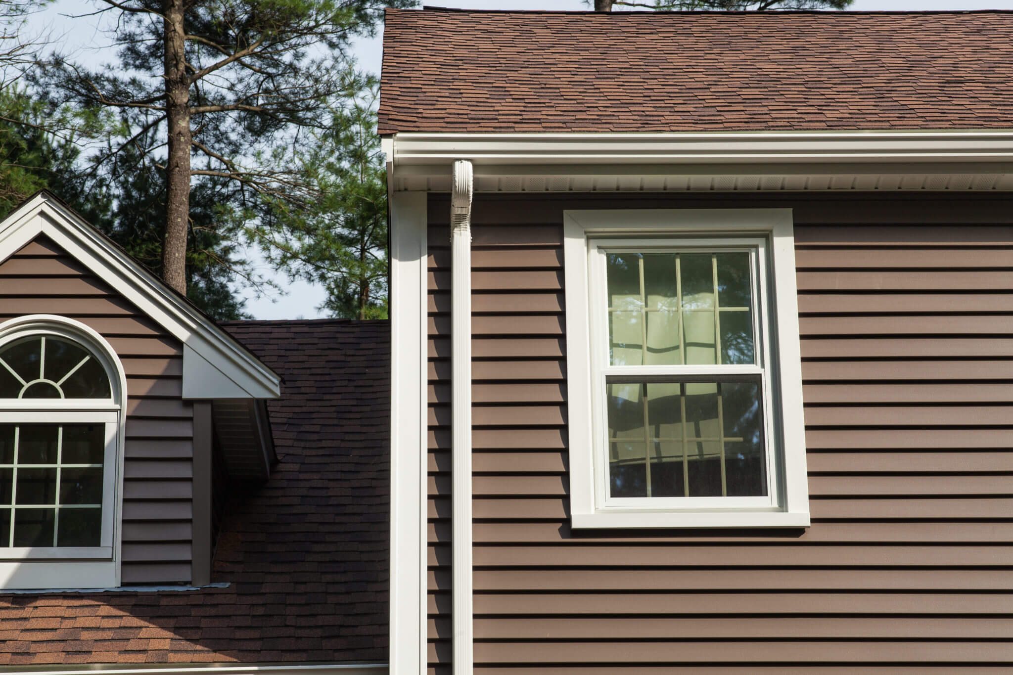 Exterior Home Remodel by Marshall Building & Remodeling in RI