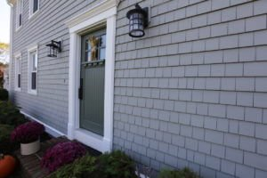 Vinyl Siding Installed on RI Home by Marshall Building & Remodeling
