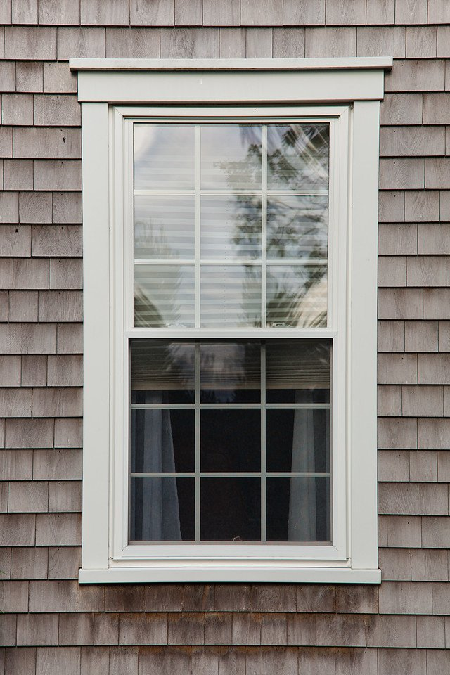 Double Hung Window Installed by Marshall Building & Remodeling