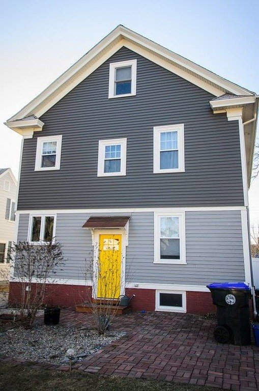 Historic Providence Home Vinyl Siding Results