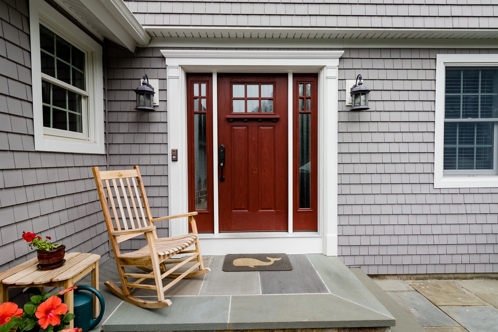 Portsmouth, RI Gorgeous Exterior Door Installation