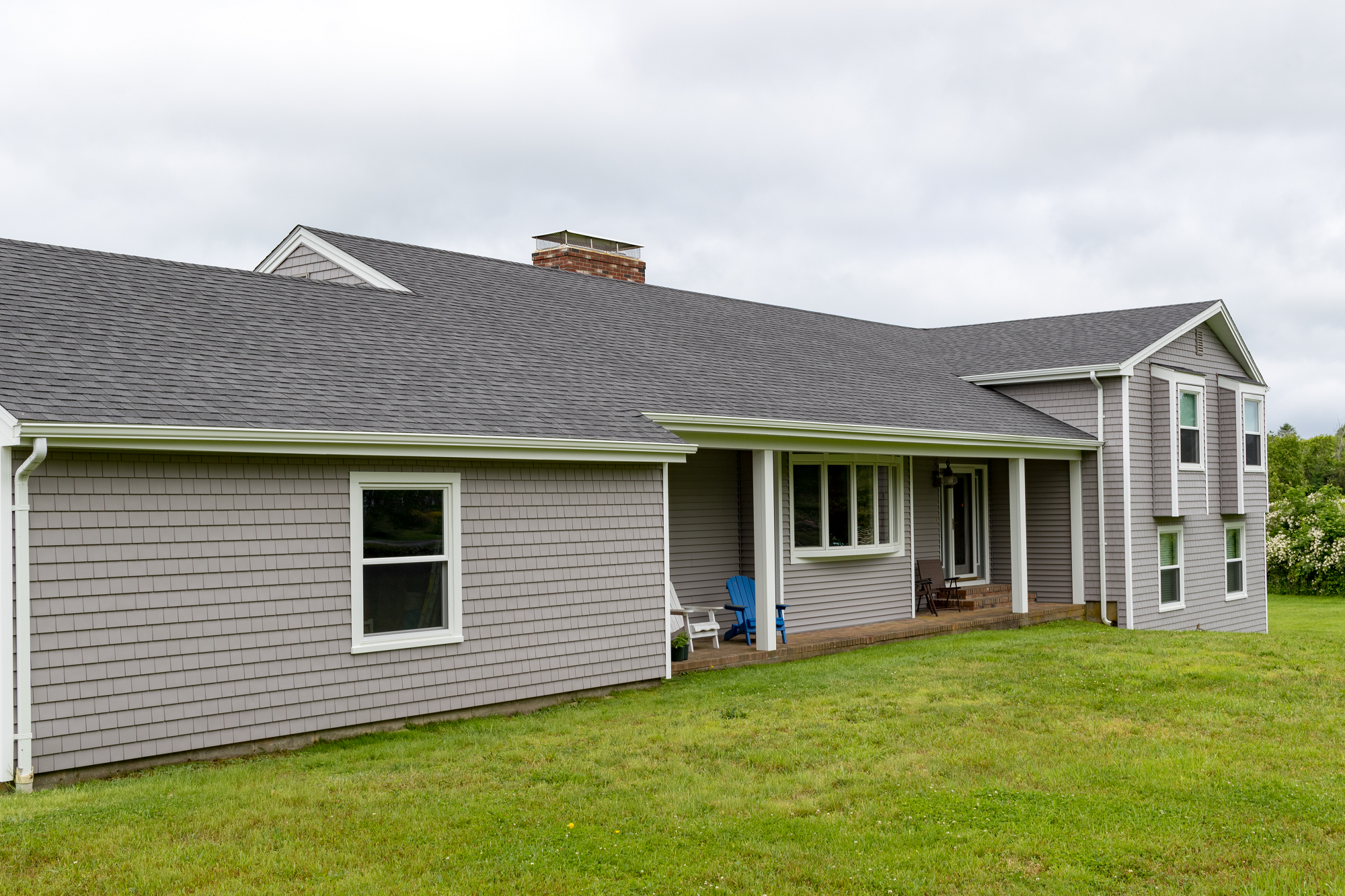Little Compton, RI Homeowner trusts the experts at Marshall Building and Remodeling