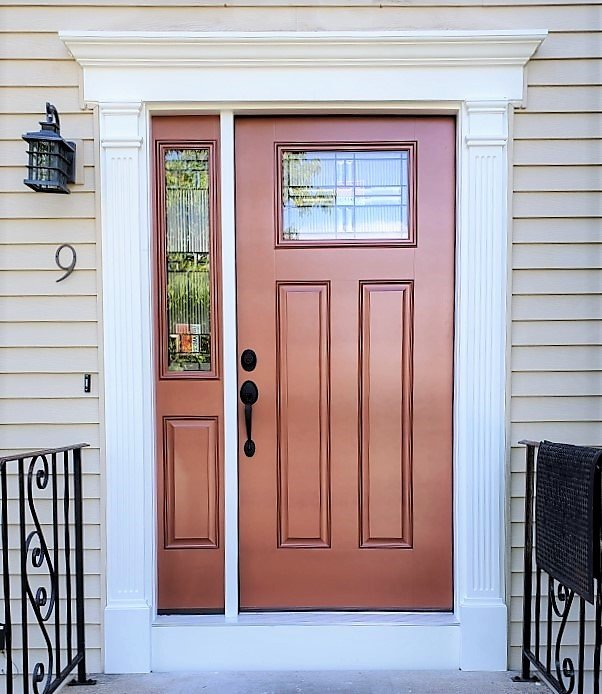 New, Expertly Installed Exterior Door